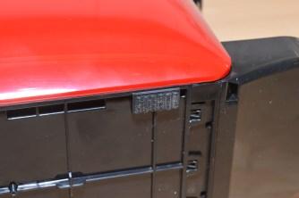 VonShef 1250w Nespresso Compatible Coffee Pod Machine - Non slip feet on underside.