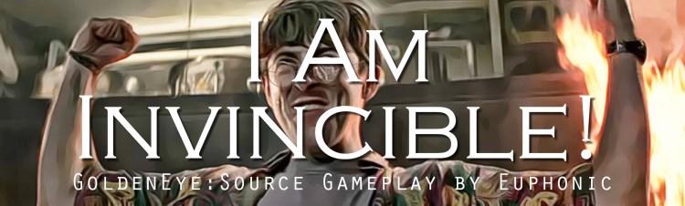 I Am Invincible!