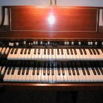 Hammond A-100 with 3 speed Leslie 251