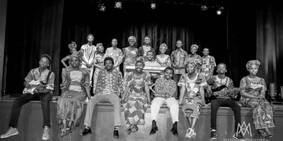 Amen Choir finishes second CD at Euphonic Studio