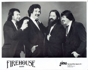 The Firehouse Band. Steve Pawlenty is second from right.