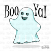 Boo Ya! Ghost Downloadable Design