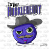 I'm your huckleberry downloadable design.