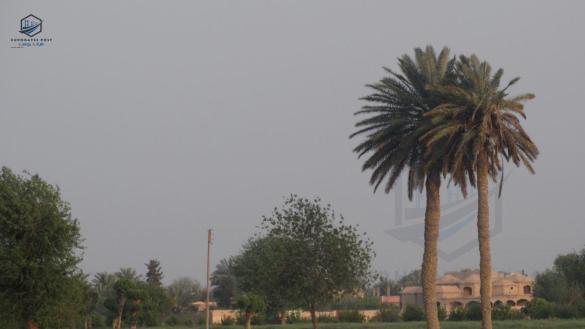صور من مدينة البوكمال الواقعة في ريف ديرالزور الشرقي
