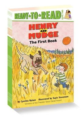 Henry and Mudge Ready-To-Read Value Pack: Henry and Mudge; Henry and Mudge and Annie's Good Move; Henry and Mudge in the Green Time; Henry and Mudge a