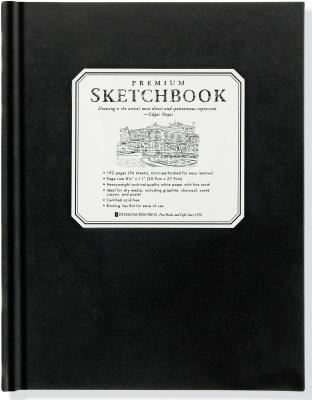 Premium Sketchbook Large Jrnl