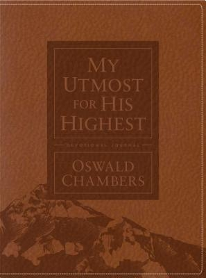 My Utmost for His Highest Devotional Journal: Updated Language