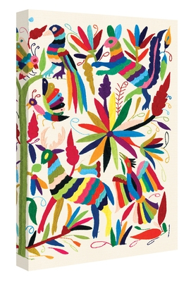 Otomi Journal: Embroidered Textile Art from Mexico