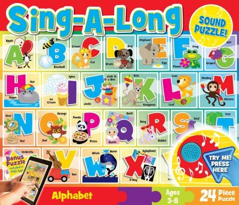 Alphabet Song [With Battery]