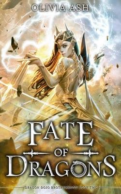 Fate of Dragons: a dragon fantasy romance adventure series
