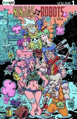 Ninjas & Robots Vol. 1
