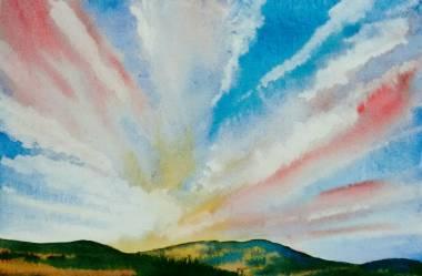 Pintura de céus
