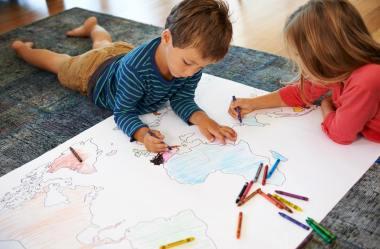 5 motivos para incentivar seus filhos a desenhar