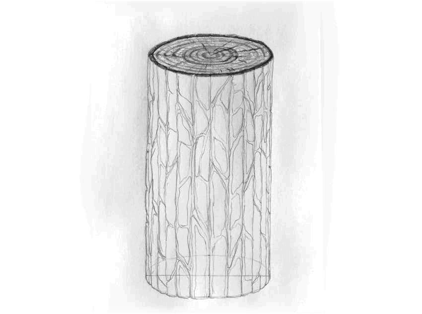 como desenhar cortes em madeira