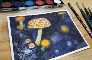 Aquarela Escolar Faber-Castell – Resenha