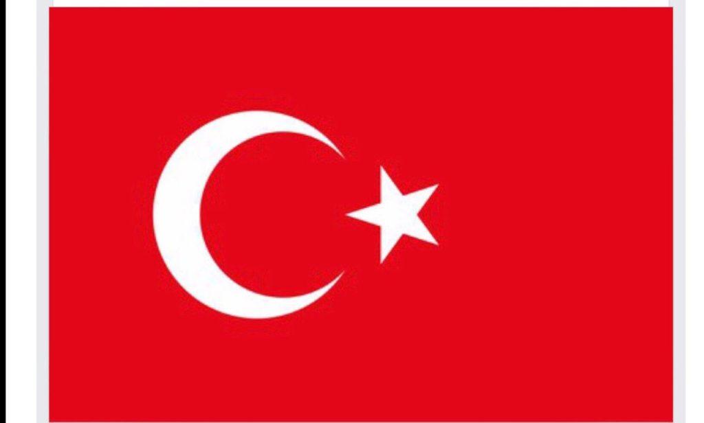 Bombemand delte Tyrkiskflag på facebook..