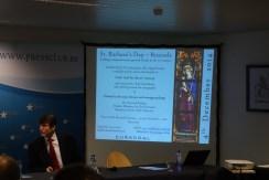 Brian Ricketts, Secretary General, EURACOAL