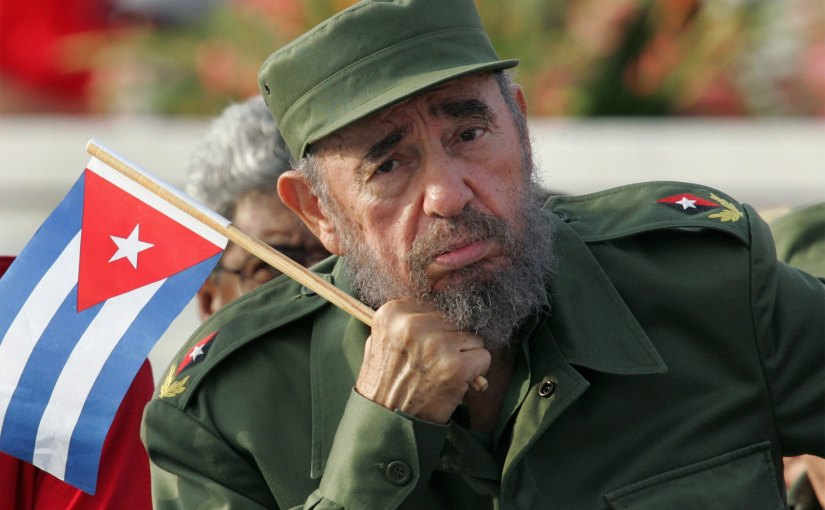 Cuban People and their revolution will be VICTORIOUS!
