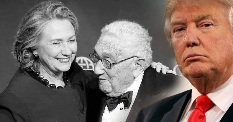 """Kissinger – """"Triangular Diplomacy"""" Mk 2?"""