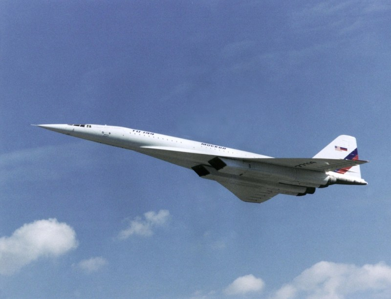 technology-news-Russia-EU-Eurasia-tupolev-tu-144-nasa-in-flight