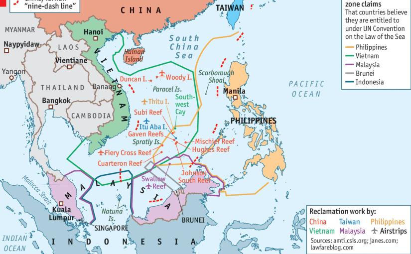 Is Vietnam adopting a tough South China Sea posture?