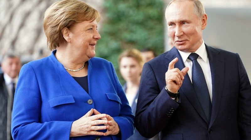 Bilateral relations between Russia and Germany
