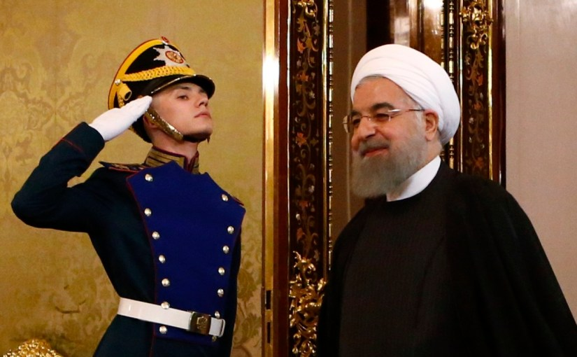 Iran wants to join Eurasian Economic Union