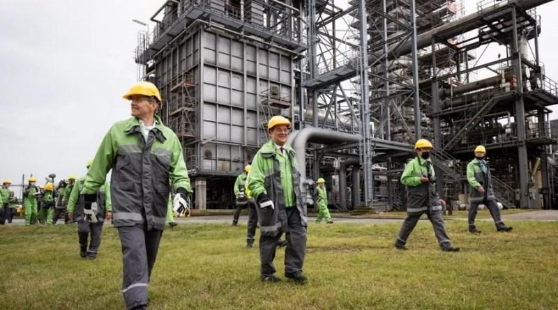 Green hydrogen application