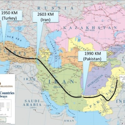 Central and South Asia transport news