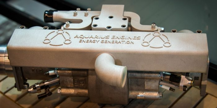 This Tiny Single-Piston Hydrogen Engine Offers A New Take On Internal Combustion
