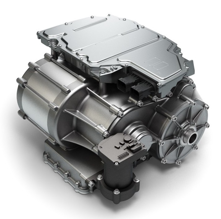 Bosch has created a CVT that extends the range of EVs