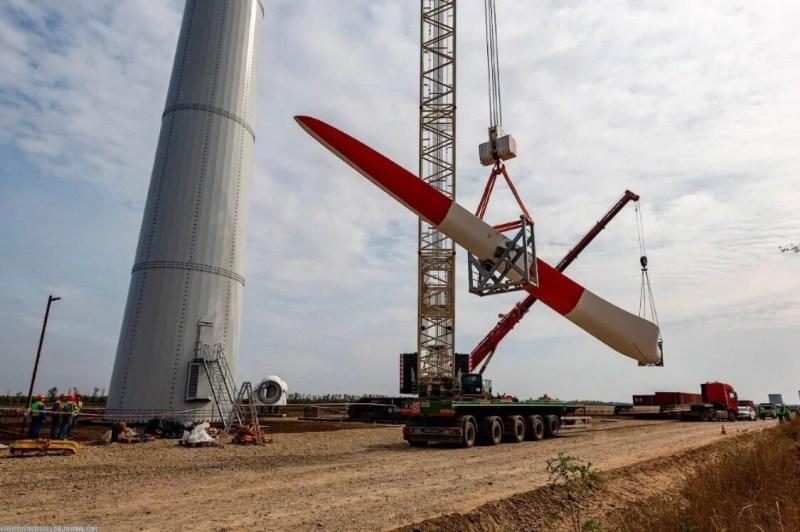 Wind power - energy news Russia and Eurasia