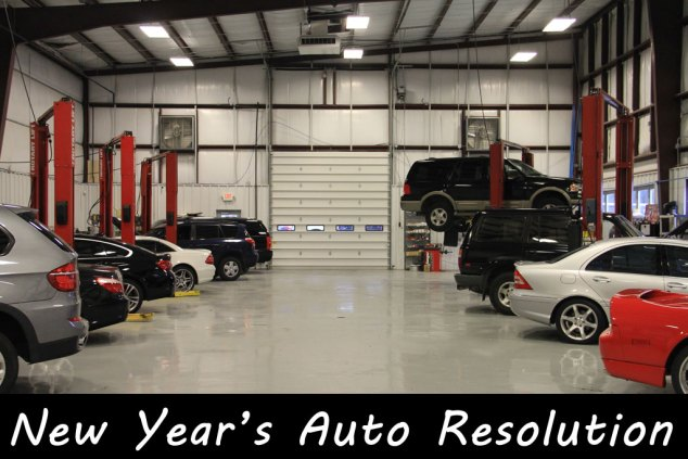 Tips For Your Auto This New Years Eurasian Auto Repai