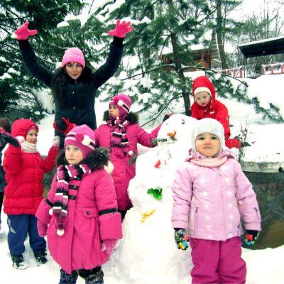 Lviv pre-school