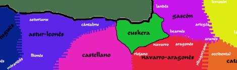Romance continuum in the Iberian peninsula