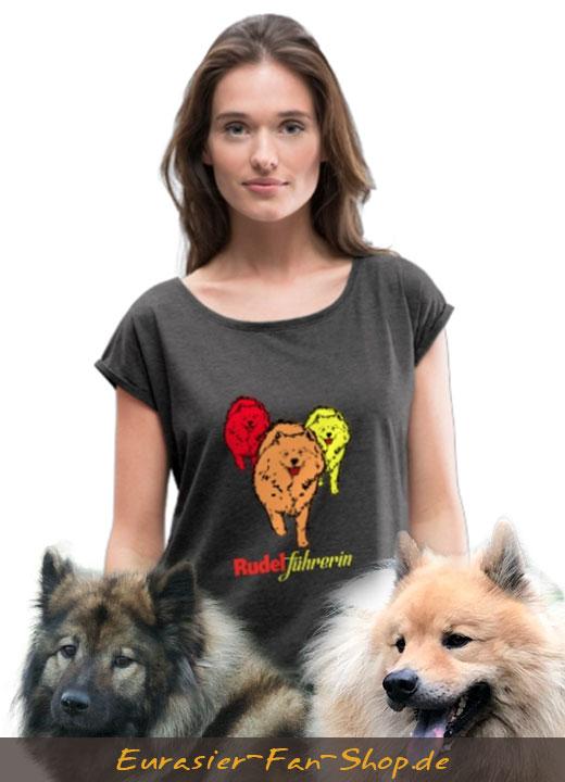Eurasier T-Shirt für Frauen
