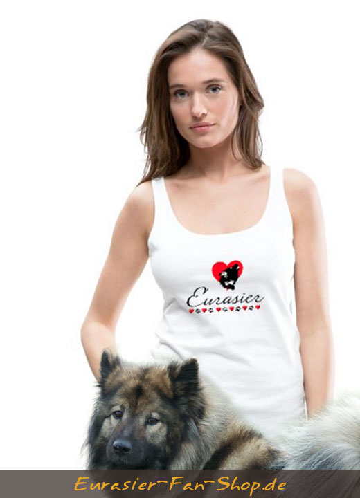 Eurasier-Tank-Top-Frauen