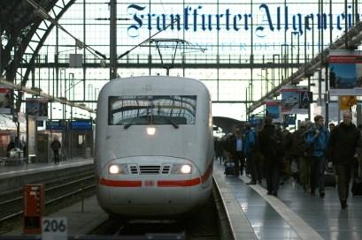 Frankfurt, Kopfbahnhof