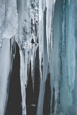 Eis im Eistobel