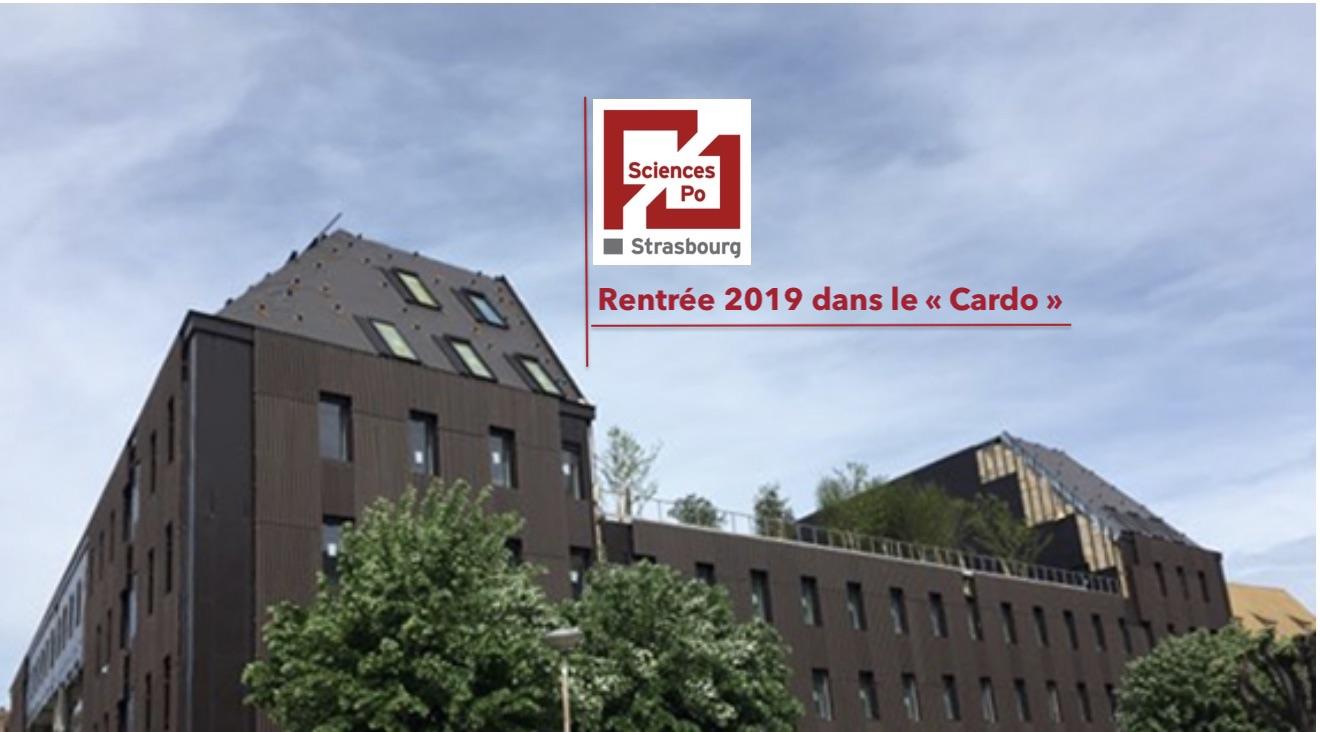 """Résultat de recherche d'images pour """"Strasbourg Sciences Po L'immeuble Images"""""""