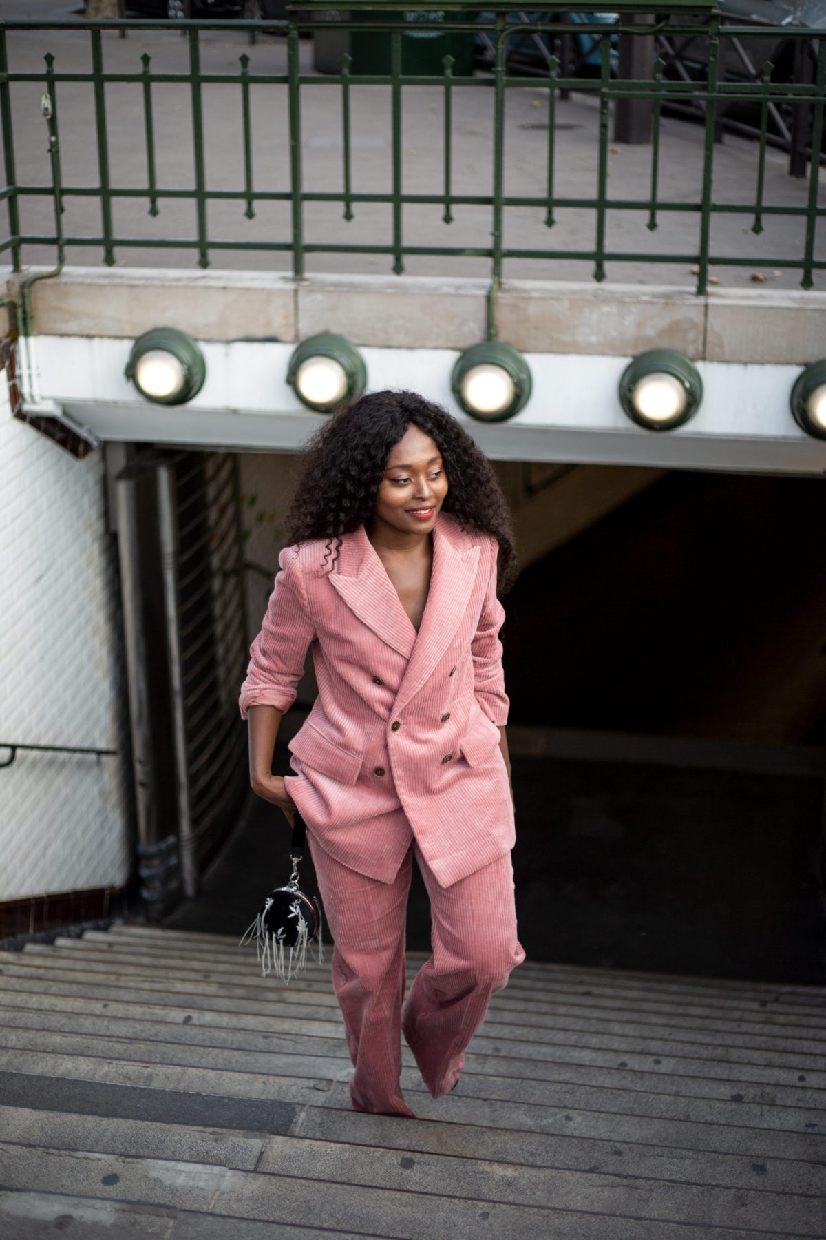 Linaose blogueuse noire