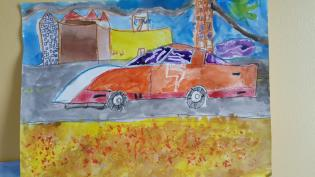 Age 6-8 Car