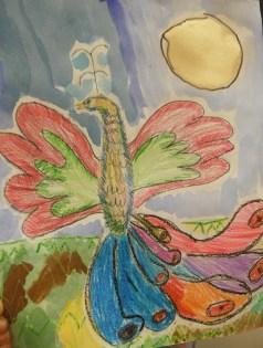 Age 5 Bird