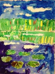 Age 6 Pond