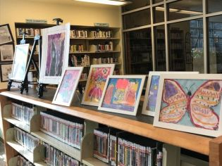 Exhibit Cliffside Park Library