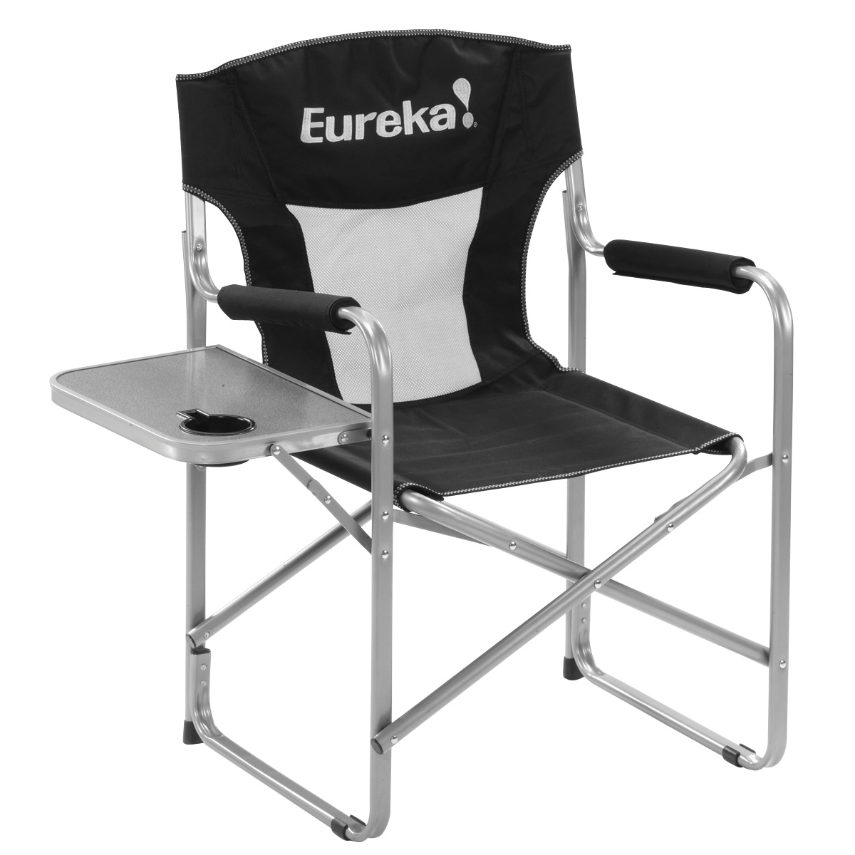 Folding Camp Chair With Side Table Directors Chair With Side Table Eureka