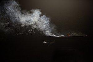 smoke, grill, hot