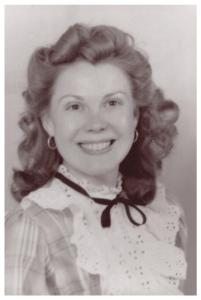 Mom was born in Pocatello, Idaho, January 4, 1920, to Lincoln and Julie Holley. She was raised in Ruth, Nevada and went to White Pine High School
