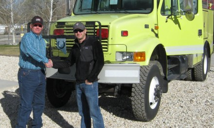 BLM transfers fire engine to Eureka