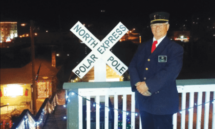 Polar Express Returns to Ely this Weekend